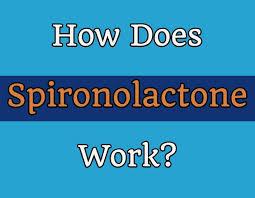 spirinolactone pills