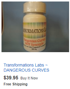 dangerous curves transgender supplement