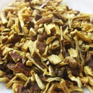 Licorice Root lowers testosterone