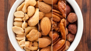 nuts can lower testosterone levels